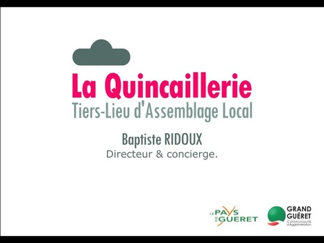 PechaKucha 20x20 - La Quincaillerie numérique | Innovation sociale | Scoop.it