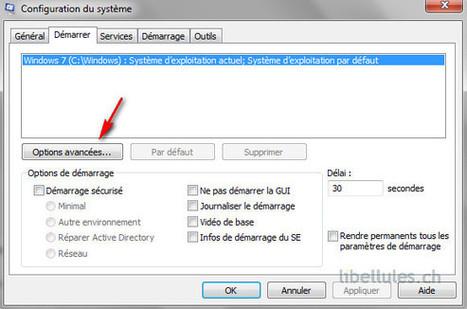 Comment accélérer le démarrage de Windows 7 sur des ordinateurs équipés de plusieurs coeurs | Astuces sur Windows 7 | Scoop.it