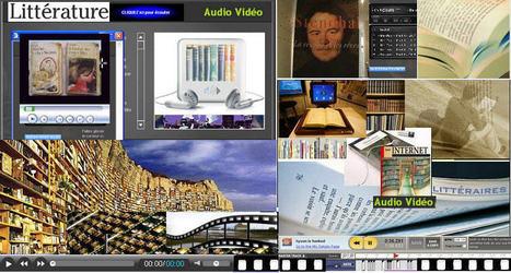 Littérature francophone audio | Remue-méninges FLE | Scoop.it