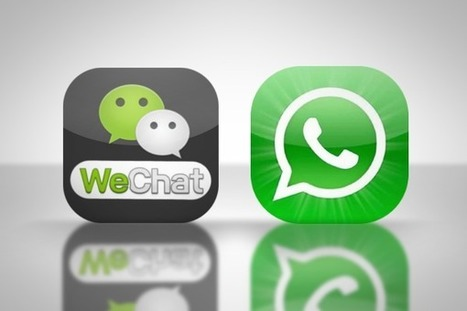 Time for Facebook to Switch ON the WeChat-ification of WhatsApp?   WeChat   Scoop.it