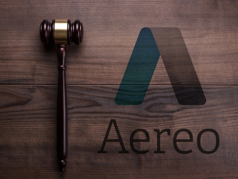 Aereo Loses In Supreme Court, Deemed Illegal | TechCrunch | TV Trends | Scoop.it