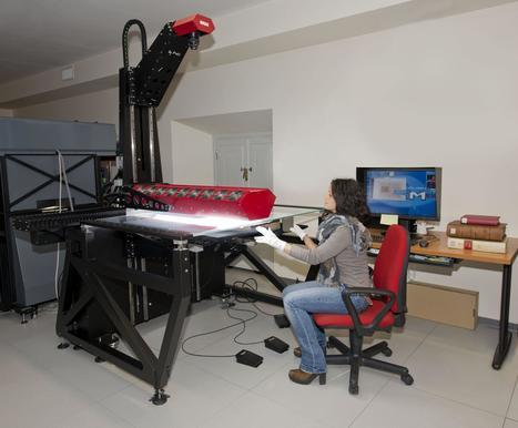 Nueva fase de digitalización de manuscritos de la Biblioteca del Vaticano   Gestión documental   Scoop.it