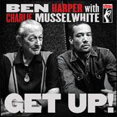 Ben Harper & Charlie Musselwhite junts a Get Up! | Novetats discogràfiques | Scoop.it
