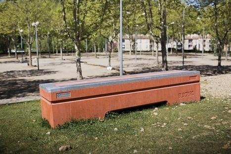 Blocparc fait communiquer le mobilier urbain des Smart Cities | QRiousCODE | Scoop.it