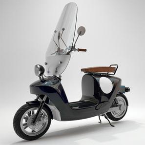 Be.e Scooter – Le scooter électrique hollandais - Association AVEM | Paris 2RM | Scoop.it