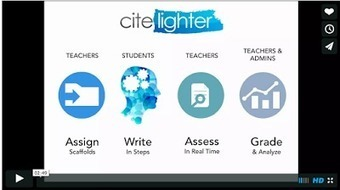 Citelighter- An Indispensable Tool for Academics and Student Researchers ~ Educational Technology and Mobile Learning | Moodle and Web 2.0 | Scoop.it