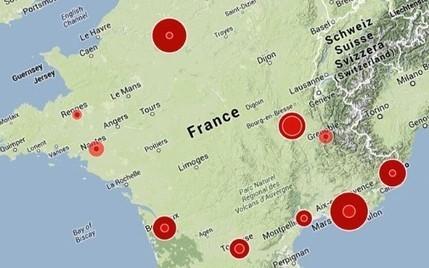 Transports : les villes où il est le plus difficile de se déplacer - RTL.fr   Les transports en commun   Scoop.it