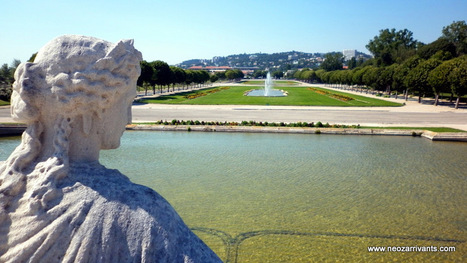 Les parcs et Jardins de Marseille, un joli poumon vert.... | Passage & Marseille | franco-allemand | Scoop.it