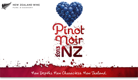 A Celebration Of New Zealand Pinot Noir Is Almost Here     Annie Haven   Haven Brand   Scoop.it