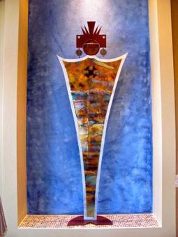 Celestial sculptures reference Stonehenge - Albuquerque Journal   Metal Art   Scoop.it