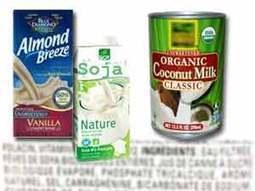 Carraghénine: Vos aliments santé sont-ils vraiment inoffensifs? | Toxique, soyons vigilant ! | Scoop.it