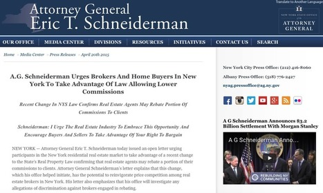 716 Realty  716-344-6314 - NY Atty. General Supports Buyers Brokers Rebates -   HAMBURG REAL ESTATE CLOSING ATTORNEY   Scoop.it