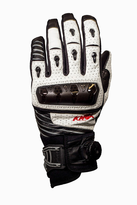 Full CE-approval for Knox Orsa gloves | Motorcycle Industry News | Scoop.it