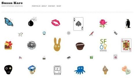 14 famous graphic designer portfolios to inspire you | Public Relations & Social Media Insight | Scoop.it