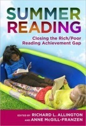 Summer Reading and the Rich/Poor Achievement Gap | An Educator Responds to Questions | School Library Journal | Common Core at SRHS | Scoop.it