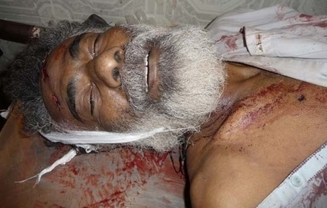 Master (Tailor) Ghulam Qadir, Balochistan martyr | Human Rights and the Will to be free | Scoop.it