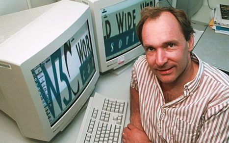 Internaut day: The world's first public website went online 25 years ago today | dataInnovation | Scoop.it