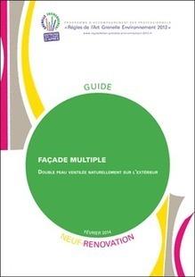Règles de l'Art Grenelle Environnement 2012 : «Façade multiple Double peau ventilée naturellement sur l'extérieur», | transition digitale : RSE, community manager, collaboration | Scoop.it