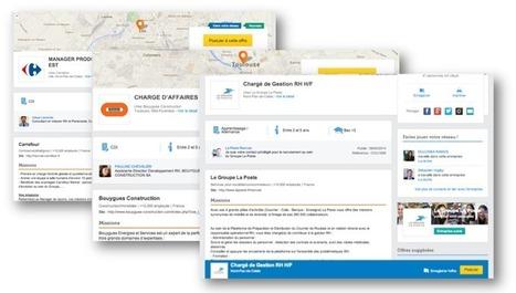 Les offres d'emploi en télétravail du moment sur Viadeo | Formation pour esprits créatifs | Scoop.it