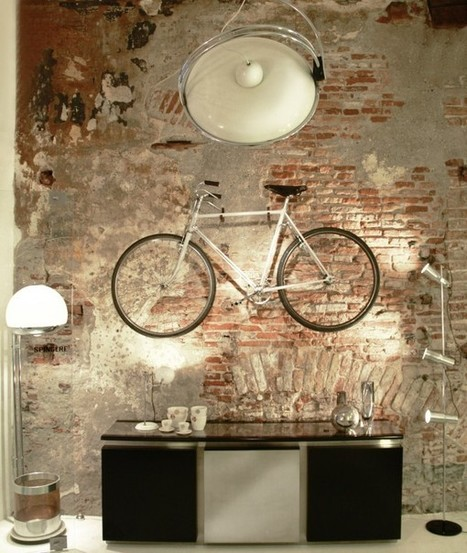 Con Uso Interno gli interni diventano un set - Corriere della Sera   Sapore Vintage   Scoop.it