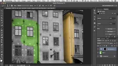 Tutorial Shows You Three Ways to Colorize a Black and White Image in Photoshop | Photography | Scoop.it