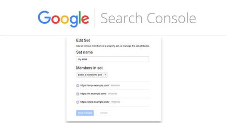 Grouper des sites et sous-domaines sur Search Console #Google | Veille SEO - Référencement web - Sémantique | Scoop.it