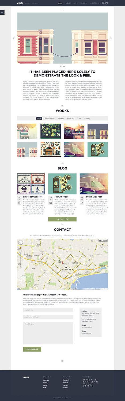 10+ Best Minimalist WordPress Themes 2014 - aThemes | Best WordPress Themes | Scoop.it