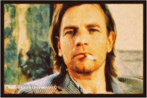USA VOGUE INSPIRATION PORTRAIT SUBLIME EWAN MCGREGOR NLC ART | NLC BY NADINE LAURE CHEVREMONT | Scoop.it