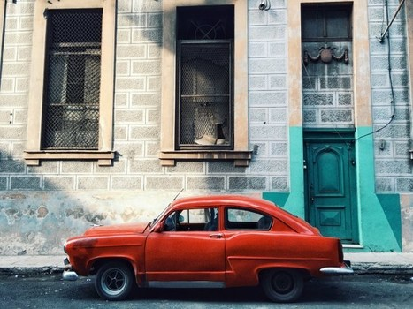 31 Days in Cuba with an iPhone 6s Plus and a VW Jetta - Resource Travel | iPhoneography attempts and journalism | Scoop.it