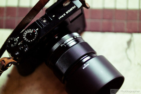 Review: Fujifilm 56mm f1.2 (X Mount) | The Phoblographer | Fuji X-Pro1 | Scoop.it