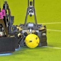 Voorproefje WK RoboCup 2013 in Museon | KiviNiria informatica | Scoop.it