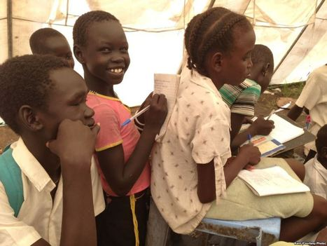 UNICEF Says Fighters Occupying South Sudan Schools - Voice of America | NGOs in Human Rights, Peace and Development | Scoop.it