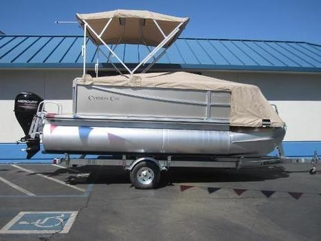 2013 CYPRESS CAY SEABREEZE 180 - Cypress Cay For Sale | Pontoon Boat Guide | Scoop.it