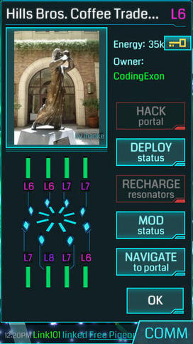 Google launches augmented reality game Ingress on iOS | iGeneration - 21st Century Education | Scoop.it