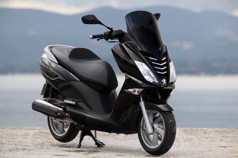 New Peugeot Citystar 125 AC | Motorcycle Industry News | Scoop.it