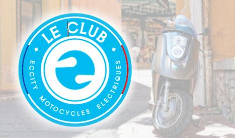 Club Eccity : Objectif 3.000 scooters électriques Artelec par an pour 2020 | ocmq | Scoop.it