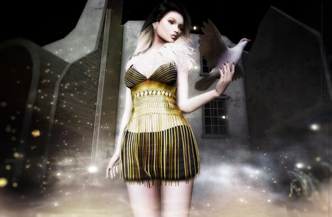 [sYs] TARA dress | 亗  Second Life Fashion Addict  亗 | Scoop.it