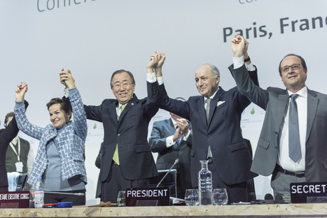 Wilson Perspectives: The Paris Climate Agreement | Communication for Sustainable Social Change | Scoop.it