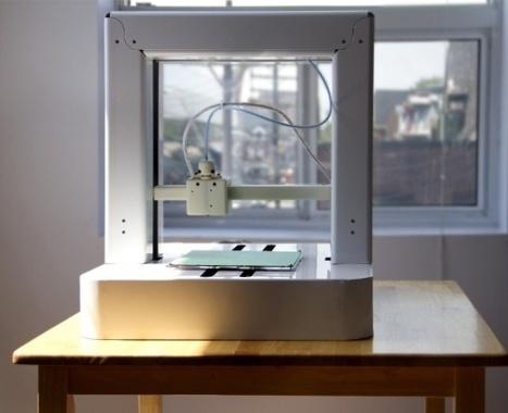 3ders.org - PandaBot 3D printer is Live on Kickstarter | 3D Printing news | 3D printing - Mashup | Scoop.it