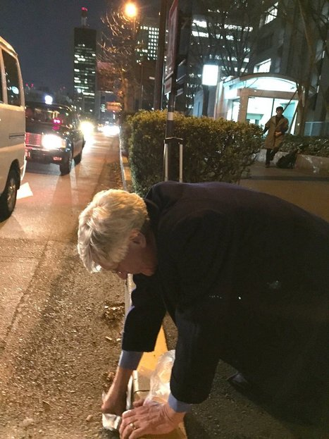 Arnie Gundersen measured 4,000 Bq/kg on a Tokyo street | Anthropocene, Capitalocene, Chthulucene,  staying with the trouble at Fukushima | Scoop.it