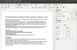 LibreOffice 4.1 Released With Improved Microsoft Office Document ... | TDF & LibreOffice | Scoop.it