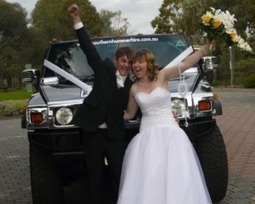 Enjoy the Epitome of Luxury and Style with Wedding Car Hire in Adelaide | Southern Hummer Hire | Scoop.it