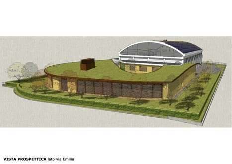 La paglia sarà il cemento del futuro? | Costruire con le balle di paglia www.caseinpaglia.it | Scoop.it