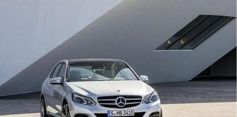 Mercedes en pleine offensive mondiale malgré la crise | Immobilier | Scoop.it