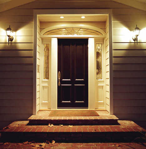 At Home Living: Outdoor lighting offers curb appeal, safety | Outdoor LED Lighting | Scoop.it