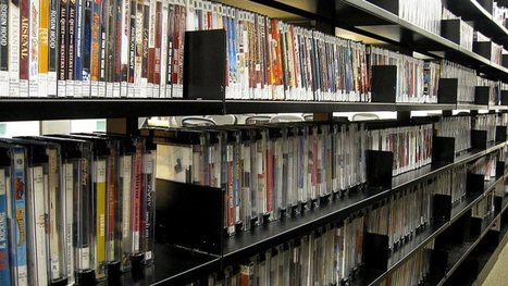 The brief, wondrous life of the DVD | Teacher Librarians Rule | Scoop.it