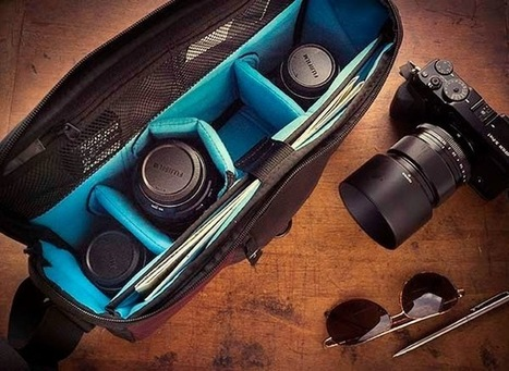 Seeking the perfect camera bag for a Fuji X-T1, X-Pro1, X-E2 mirrorless system | Las Marismas Photography | Scoop.it