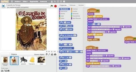 Animación a la lectura con Scratch | Cómo aprender en la era 2.0 | Scoop.it