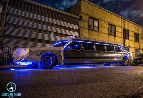 Coolest Limo In New York? | The Cafourek Lexicon Picayune | Scoop.it