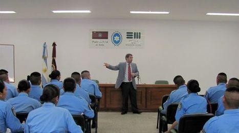 La Escuela de la Magistratura dictará un curso de criminología en ... - El Intransigente   Criminología 2.0   Scoop.it